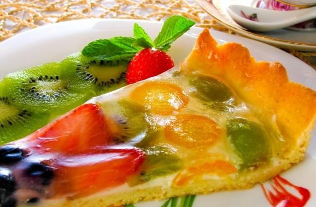 Как сделать торт со сливочным кремом 976