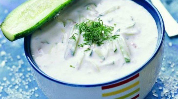 Кефирный суп для похудения. Поддержит фигуру в тонусе!